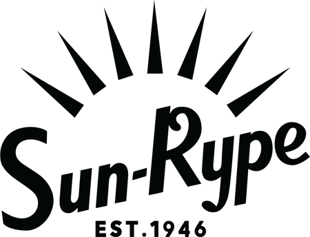 Large Retro Logo SunRype